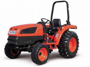 Kioti Tractors, The Tractor Shop