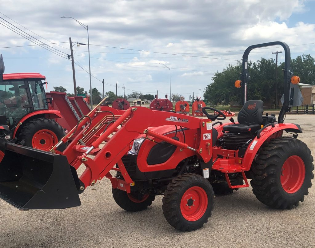 KIOTI CK2610HB Tractor The Tractor Shop Seymour Texas
