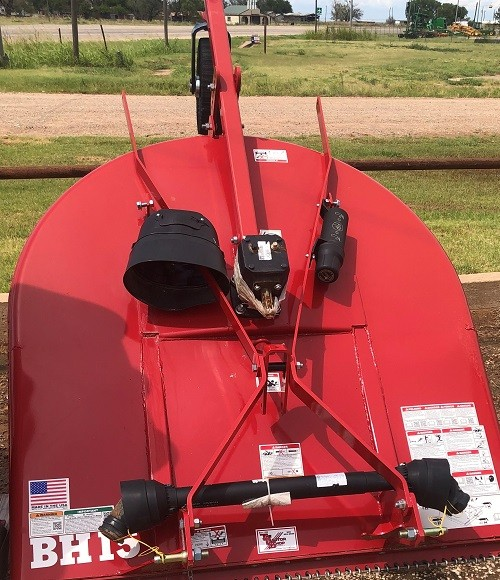 BUSH HOG CBH15FB-2, 60in Cutter