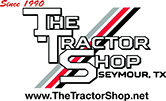 The Tractor Shop Logo